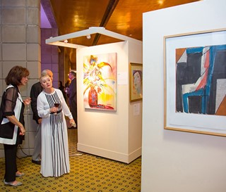 AAHA! An Auction of Heirlooms and Art